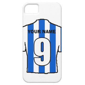 Phone Case with Club Colours! Blue & White Shirt