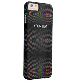 "Phone Case with ""Zig-Zag Stripes"""