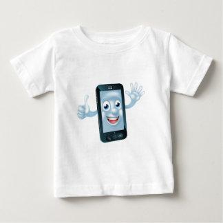 Phone character baby T-Shirt