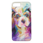 Phone cover colourful Cavalier