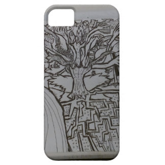 Phone Cover - Tree of Life/The Fall