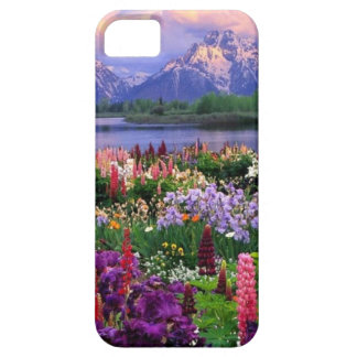 Phone cover with beautiful scenery barely there iPhone 5 case