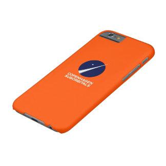 Phone cover with Copenhagen Suborbitals Logo