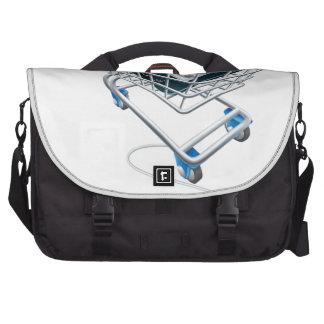 Phone mouse trolley concept laptop computer bag