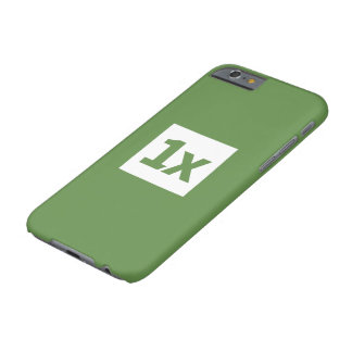 Phone of cases, different colours, different barely there iPhone 6 case