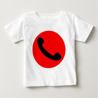Phone Symbol Baby T-Shirt