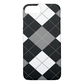 Phone/Tablet Case - Argyle Squares - Film