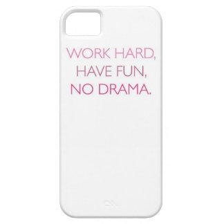 Phonecase  ''work hard'' iPhone 5 case
