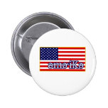 Phonetic America Pinback Buttons