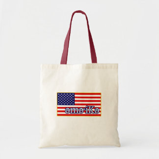 Phonetic America Tote Bag