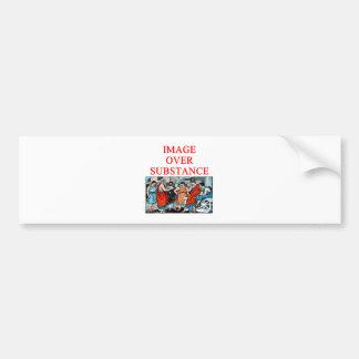 phoney philosophy joke bumper stickers
