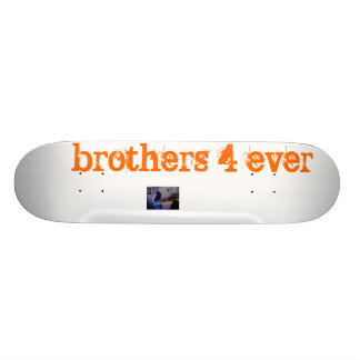 Photo 14, brothers 4 ever 19.7 cm skateboard deck