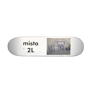 Photo 795, mista 2L Custom Skateboard