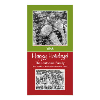 Photo Card: Happy Holidays!