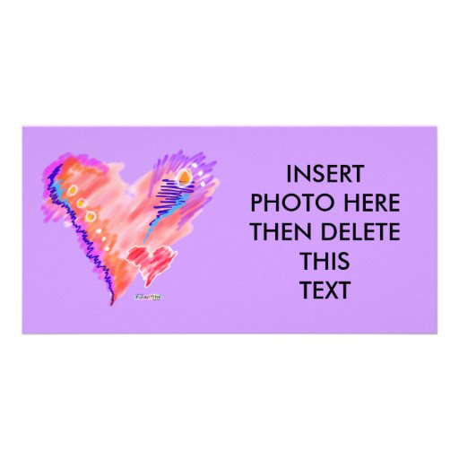 PHOTO CARDS - Heart Felt