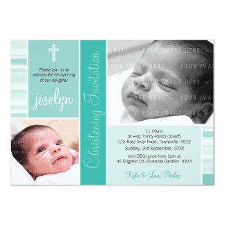 PHOTO CHRISTENING INVITES :: essence 9L