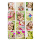 Photo Collage Template Personalised Cover For The iPad Mini