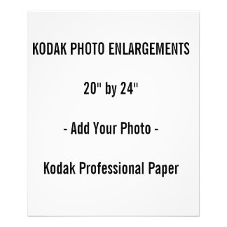 """Photo Enlargement 20"""" by 24"""""""