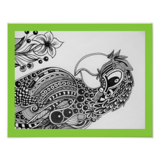 Photo enlargement - Zendoodle ZIA dad photo printi