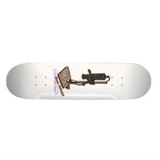 Photo Enlarger. Good Old Days. 19.7 Cm Skateboard Deck