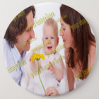 Photo Family Budget Template 6 Cm Round Badge