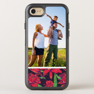 Photo Flowers And Hummingbirds OtterBox Symmetry iPhone 8/7 Case