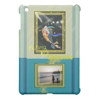PHOTO Flying Koi Universe Stylish iPad Case