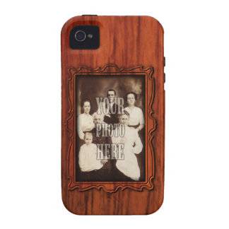 Photo Frame iPhone 4/4S Cover