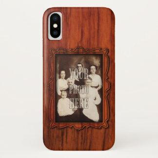 Photo Frame iPhone X Case