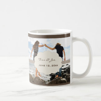 Photo gifts - great for the bride and groom! basic white mug