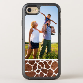 Photo Giraffe spots OtterBox Symmetry iPhone 8/7 Case