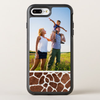Photo Giraffe spots OtterBox Symmetry iPhone 8 Plus/7 Plus Case