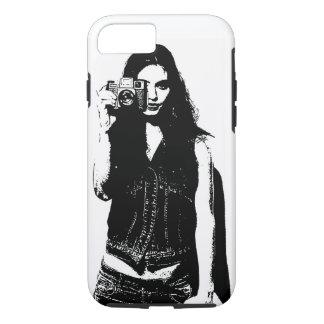 Photo girl iPhone 7 case
