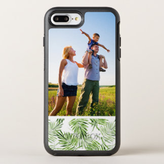 Photo Green Palm Leaves OtterBox Symmetry iPhone 8 Plus/7 Plus Case