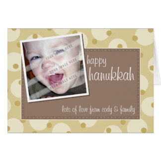 PHOTO GREETING CARD :: cheeky spotted 10