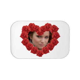 Photo heart lunchbox