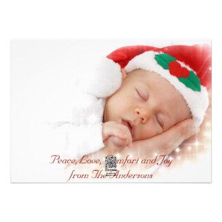 Photo Holiday 2015 Calendar Christmas Card