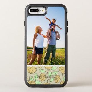 Photo Illustration of pumpkins OtterBox Symmetry iPhone 7 Plus Case