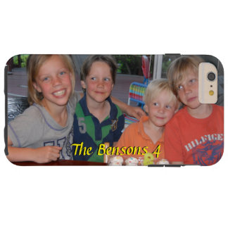 Photo iPhone 6 Plus case with name