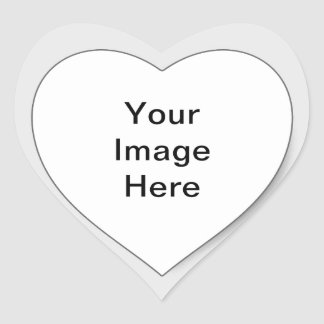 """Photo It Forward"" Heart Sticker"