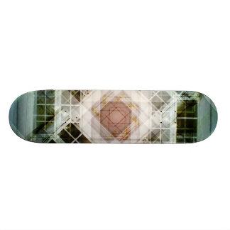 Photo kaleidoscope 19.7 cm skateboard deck