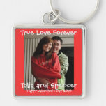 Photo Keychain Valentines Day