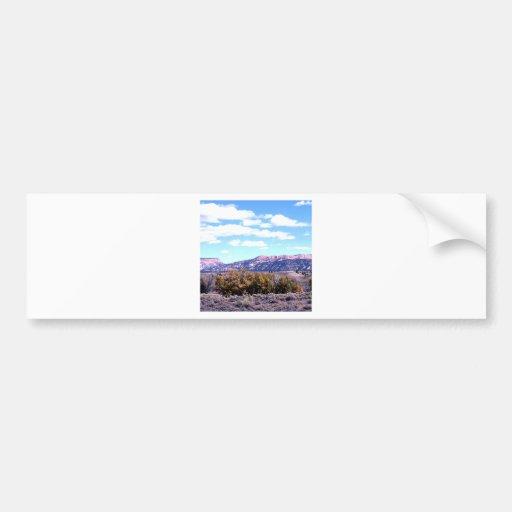 Photo Landscape 4 Bumper Sticker
