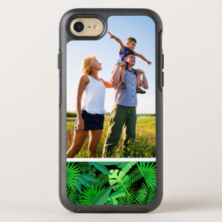Photo Leaves Of Tropical Palm Trees OtterBox Symmetry iPhone 8/7 Case
