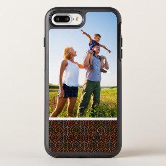 Photo Leaves pattern OtterBox Symmetry iPhone 8 Plus/7 Plus Case