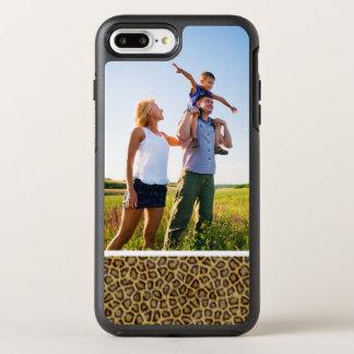 Photo Leopard Fur OtterBox Symmetry iPhone 7 Plus Case