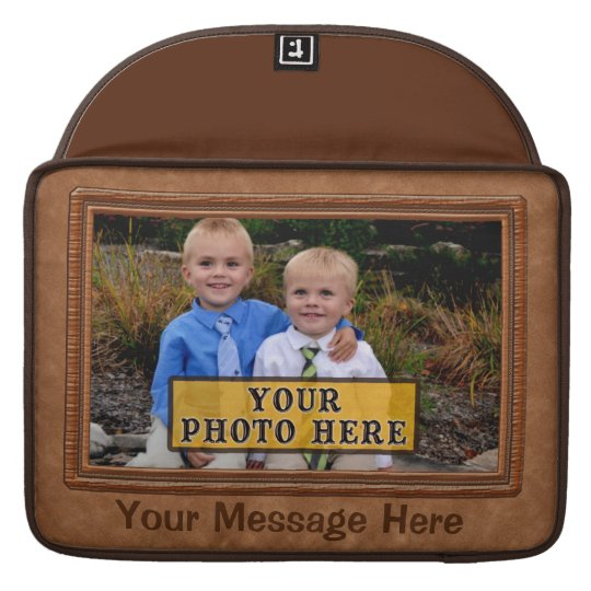 PHOTO MacBook Cover Personalised Macbook Pro Cases