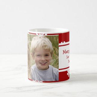 Photo Merry Christmas Aunt Photo Mug