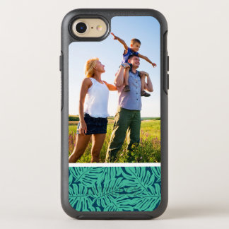 Photo Monstera Tropical Leaf Pattern OtterBox Symmetry iPhone 8/7 Case