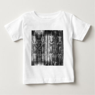 Photo Negative Picture of the Shroud of Turin T-shirts